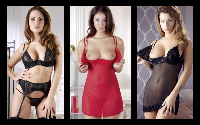 Strip search: Orion unveils new lingerie with easy-release features