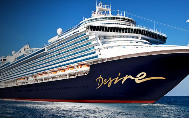 Nice and nautical: 55% discount offered on inaugural Desire Cruise