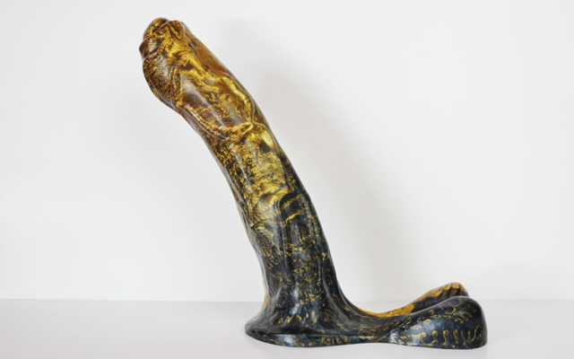 A Herculean effort: Godemiche and UberKinky create fantasy-inspired dildo