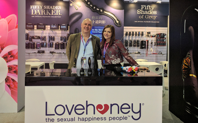 Lovehoney declares Shanghai trip a success