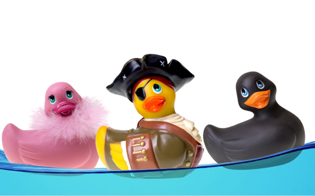 Scala Playhouse is out for a duck: iconic Big Teaze Toys back in stock