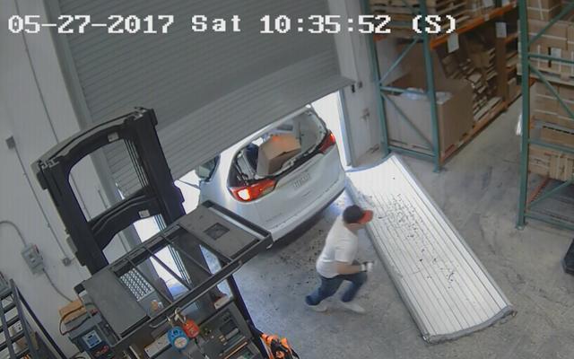 Art of the steal: Lelo US warehouse raided - twice