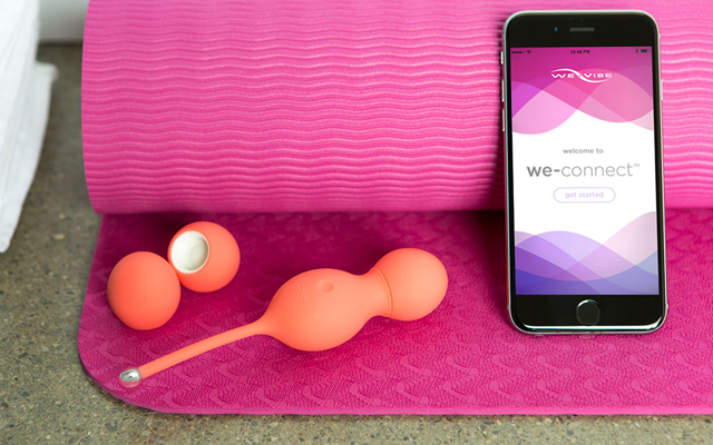 In Bloom: vibrating Kegel balls unveiled by We-Vibe