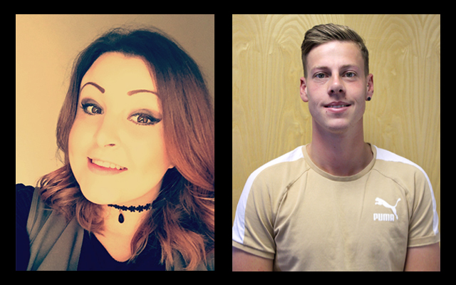 Appointments: Creative Conceptions recruits two new members of staff