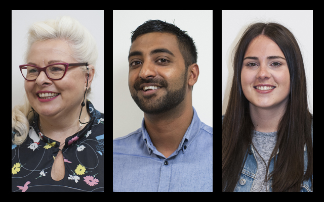 Appointments: Rocks-Off recruits three new team members