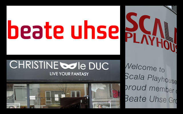 Beate Uhse sells Scala Playhouse and Christine le Duc