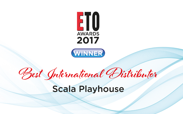 Scala Playhouse 'delighted' with ETO Award
