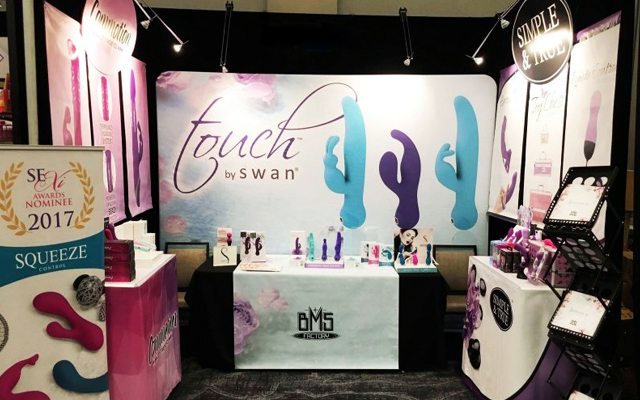 Touch by Swan stars at ANME for BMS Factory