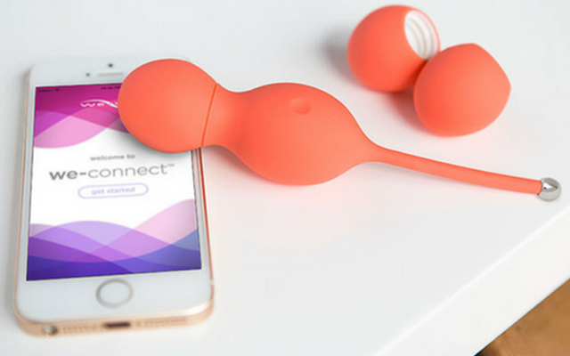 New balls please: We-Vibe Bloom Kegel balls now available Eropartner Distribution