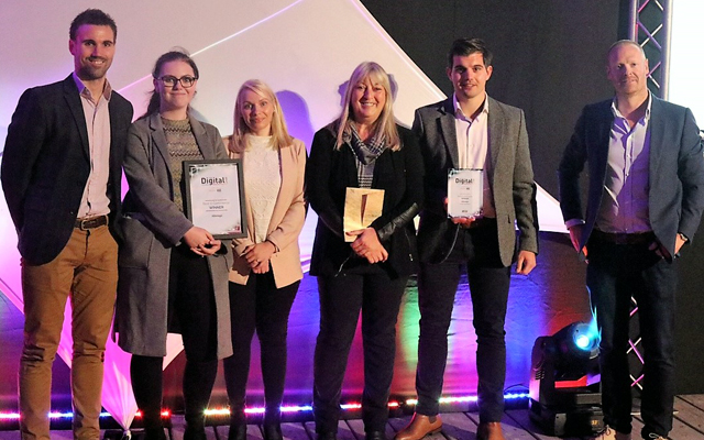 Alterego scoops Best Ecommerce category at regional Digital Awards