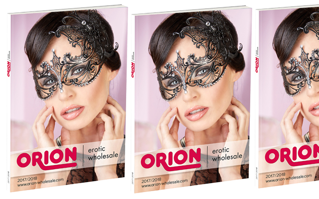 Orion's new cat' is out of the bag