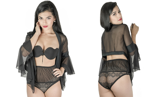 Starline Lingerie unveils Black Mamba collection