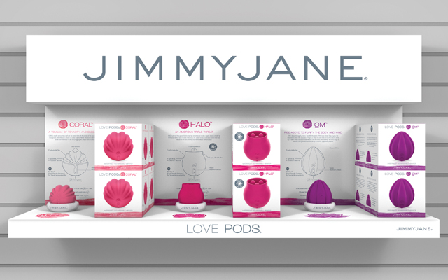 Jimmyjane unveils the Pod squad: three new vibes inspired by Greek mythology