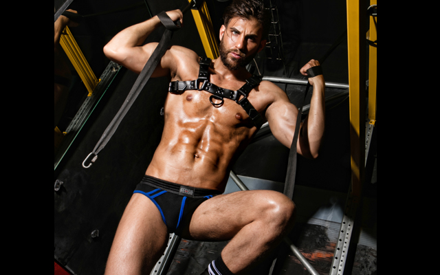Stark unveils exclusive Fetish Gear collection
