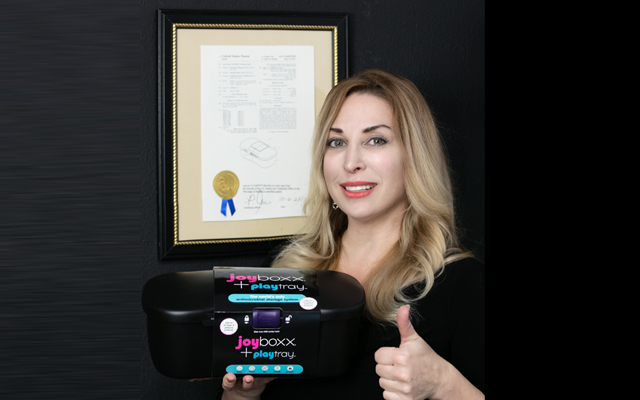 Joyboxxx granted US patent