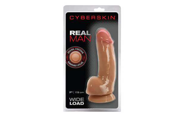 Topco now shipping Real Man dildos
