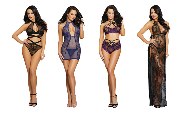 The 2018 Simply Sexy Collection from Dreamgirl – get it while you can