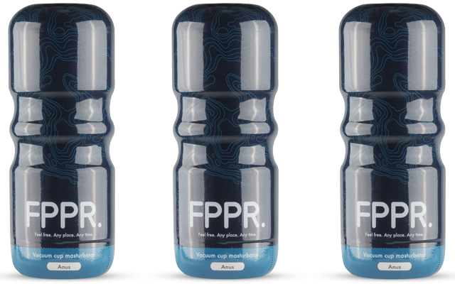 Introducing FPPR, new male masturbators from EDC