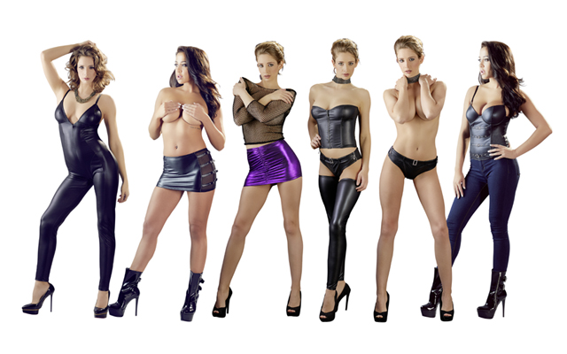 Party pieces: Orion unveils new skin-tight collection from Cottelli