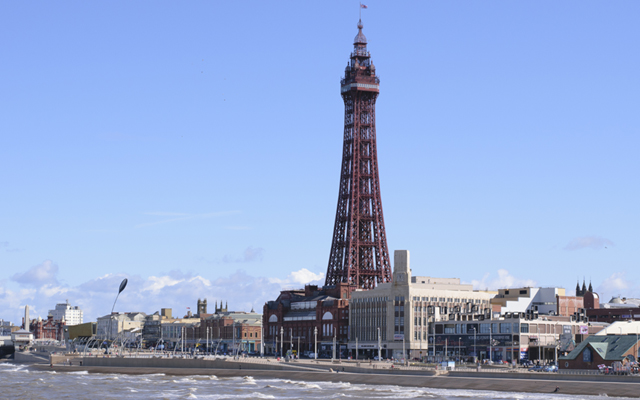 Be-ach please! Blackpool to host Notworking summer party