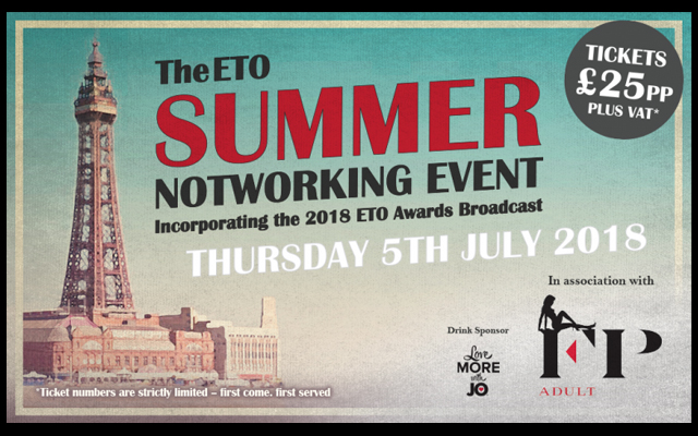 FP Adult and System Jo to sponsor ETO Notworking Event