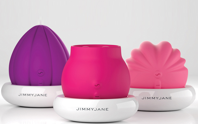 New Jimmyjane lines now at Eropartner