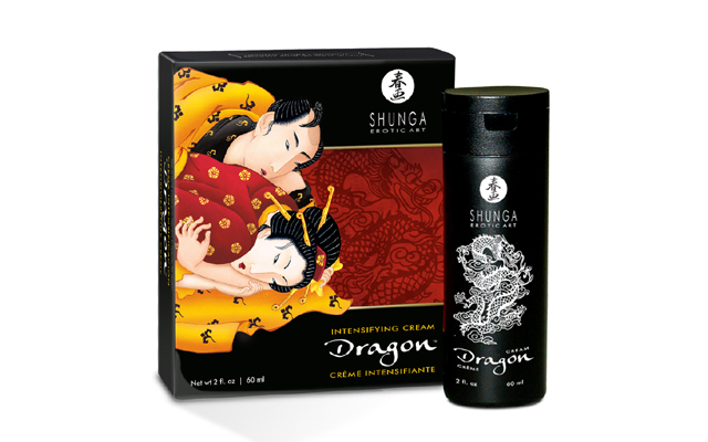 Enter the Dragon: Scala stocks up on Shunga Virility Cream