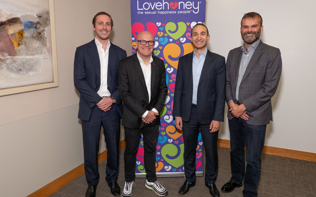 Lovehoney targets doubling of turnover following sale of majority stake