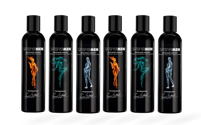 Satisfying new lubes at Creative Conceptions