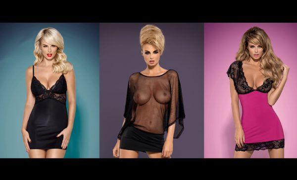 Eropartner Distribution gets Obsessive new lingerie
