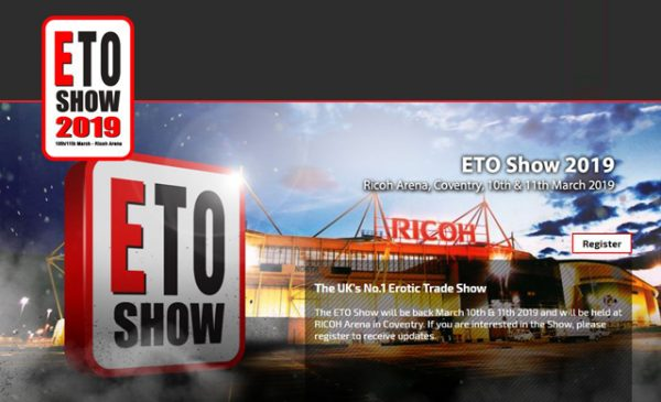 ETO Show to return in 2019 with new venue and new slot
