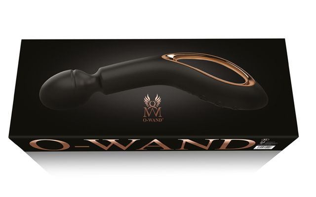 O Fortuna! Orion debuts new upmarket O-Wand massager