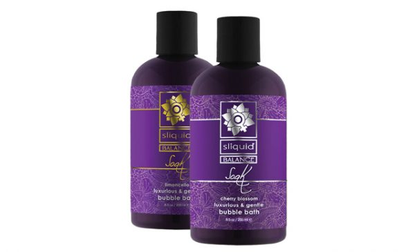 Enjoy-a-bubble: Sliquid launches Soak bubble bath