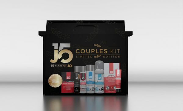 System Jo celebrates 15th anniversary with in-store display contest and new Couples Kit
