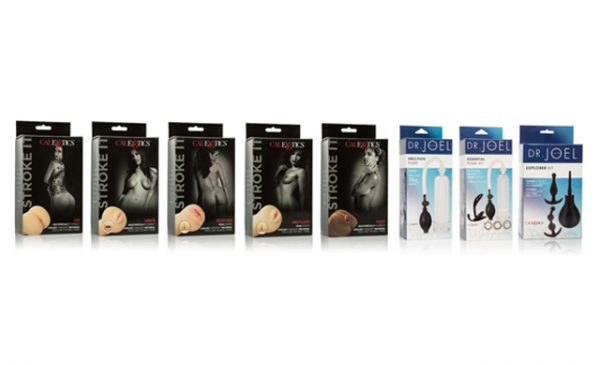 Male order: new products for men from CalExotics
