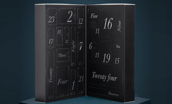 Fifty Shades' 24 Days of Tease calendar now shipping