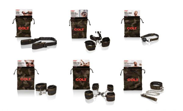 Colt Gear Camo line now available at Dusedo
