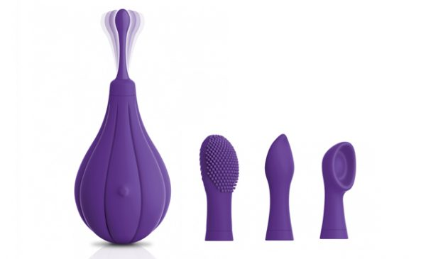 Head games: Jimmyjane unveils new multi-headed Focus Sonic Vibrator