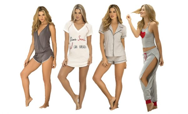 'Cosy meets sexy' in new Mapalé loungewear collection