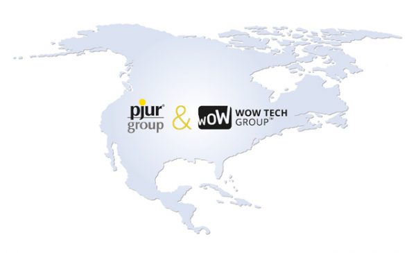 Pjur targets US growth with strategic partnership with Wow Tech Group