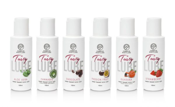 Cobeco unveils new Tasty Lubes collection