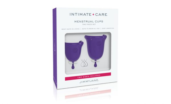 Jimmyjane Menstrual Cups now available at Scala