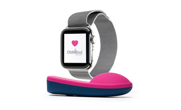 Watch this space: OhMiBod launches remote intimacy app for Apple Watch at CES