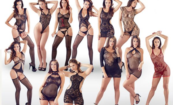 Tales of Mystery and imagination: Orion's new lingerie collection