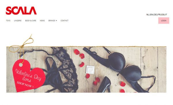 Scala curates special Valentine's Day collection for retailers