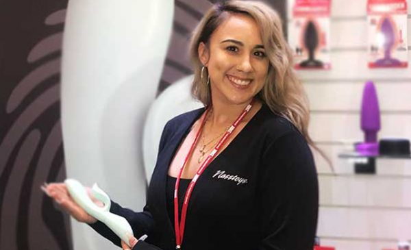 Appointments: Nasstoys recruits Melody Cazarin as sales rep