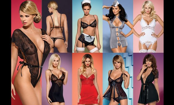 Even more Obsessive: Orion increases its lingerie collection
