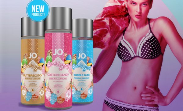 System Jo targets Steak and Blow Job Day with Candy Shop Collection