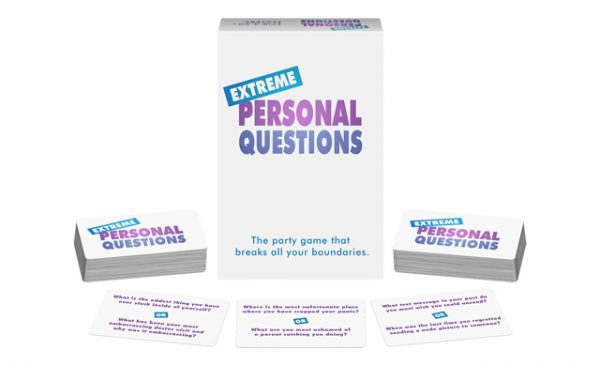Extreme Personal Questions from Kheper Games