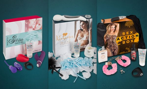 Orion unveils new couples, romance, and action-themed gift boxes